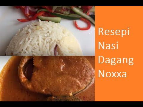Resepi Nasi Dagang Terengganu Noxxa