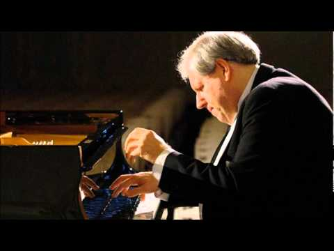Grigory Sokolov plays Johannes Brahms Variations and Fugue on a Theme by Handel, Op. 24