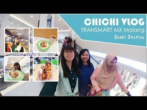 Transmart Mx Malang Vlog Sushi Station Dan Roller Coaster Youtube Indulge in a unique dining experience that everybody's talking about! transmart mx malang vlog sushi station