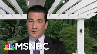 Gottlieb: 'Universal Masking' Is A Solution For States That Reopened Too Early | MTP Daily | MSNBC