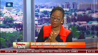 Unknotting Intricacies Of APC EXCO Tenure After Buhari's Overturn Pt.1 |Sunrise Daily|