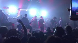 Hollywood Undead Gravity Live @ The State Theatre St. Petersburg Florida