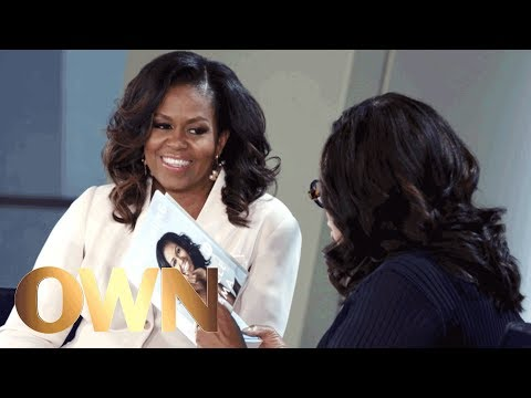 Why Michelle Obama Chose Becoming as the Title of Her Upcoming Memoir | Oprah's Book Club | OWN