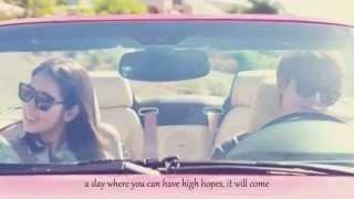 [English Version] Esna-BITE MY LOWER LIP (아랫입술 물고) Heirs/The Inheritors OST (Lyrics)