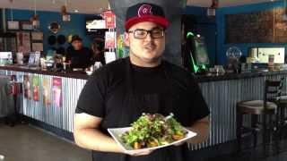 Citrus Splash Grow Guam Salad With Candied Pecans - Guma Tasa Recipe