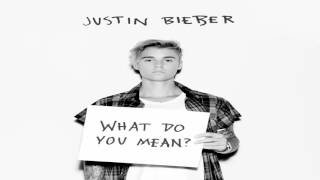 Justin bieber - what do you mean? | free download