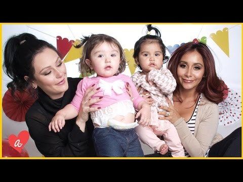 Best Friend Goals with Snooki & JWOWW! | #MomsWithAttitude Moment
