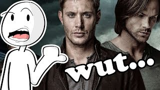 Supernatural is kinda dumb...