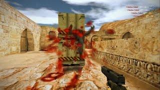 A Как все начиналось... cs 1.6 Прикол Counter-Strike