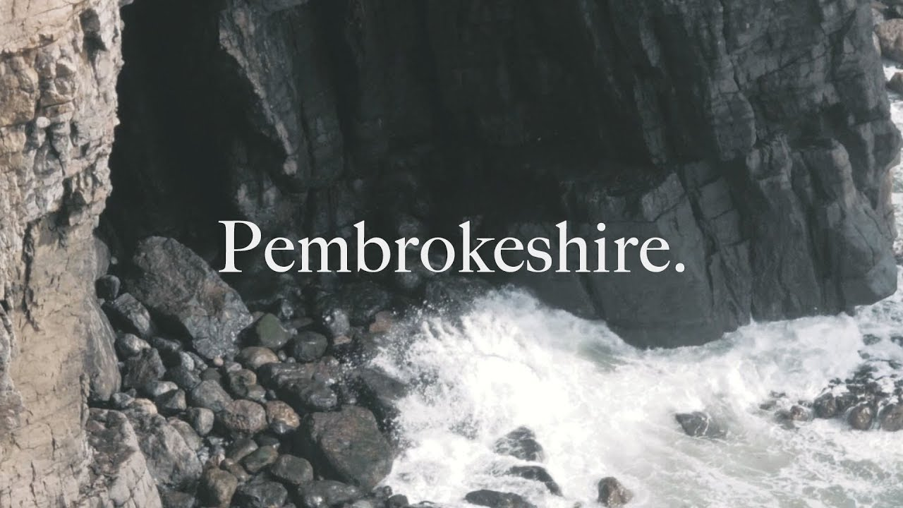 Pembrokeshire Coast   St David's, Porthgain and the Green Bridge of Wales
