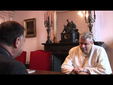 interview pater Johan