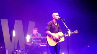"Milow  Zenith ""Darkness ahead and behind"" and ""building bridges"""