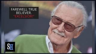 R.I.P. Comic Book Legend Stan Lee,  Dead At Age 95
