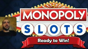 MONOPOLY SLOTS by Scientific Games SGI | Free Mobile Game | Android / Ios Gameplay Youtube YT Video