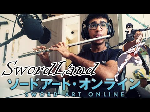 Sword Art Online - SwordLand - Flute Cover