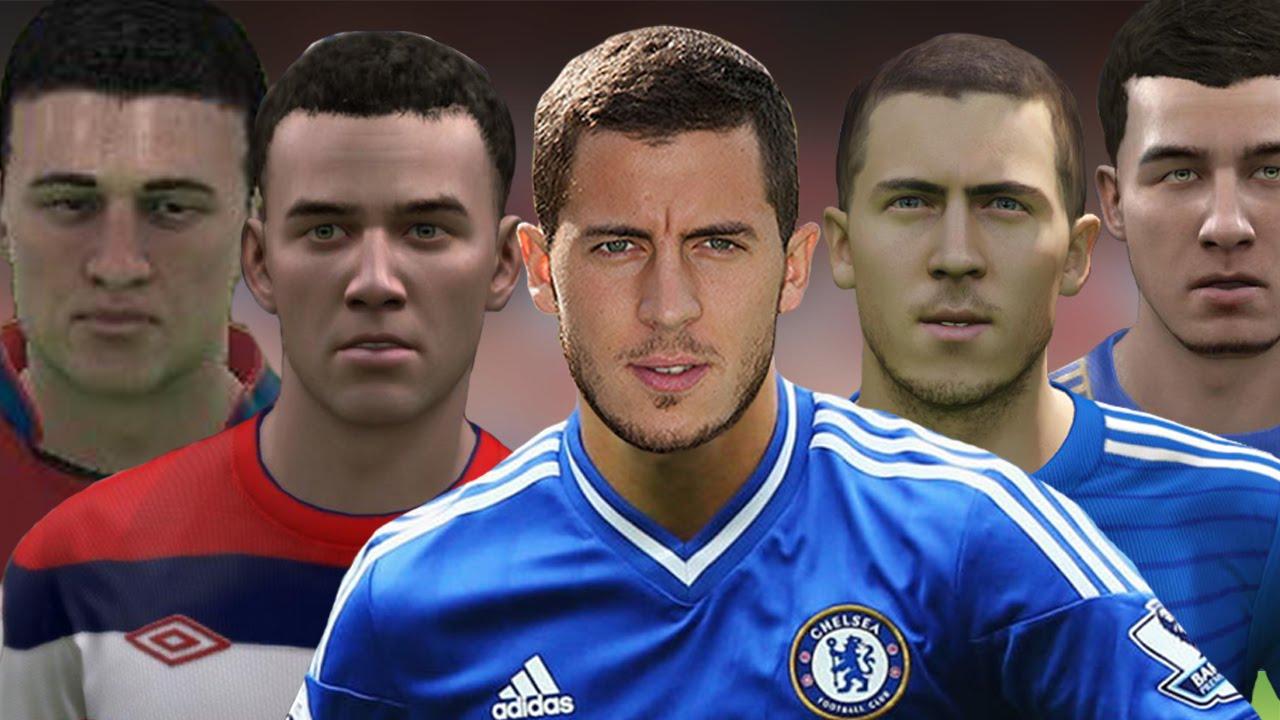 Eden Hazard From Fifa