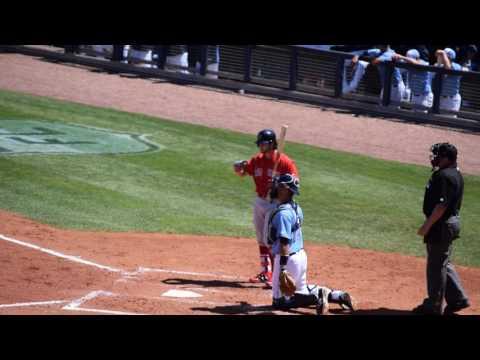 RedSox Andrew Benintendi Batting 3/15/17 HD