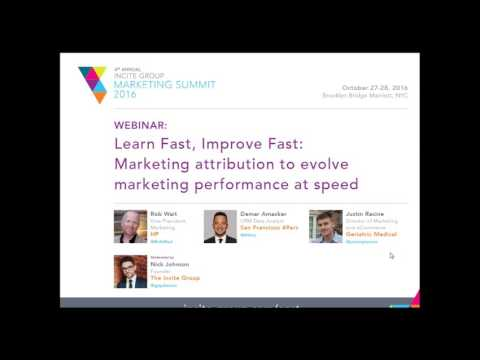 Incite Webinar: Learn Fast, Improve Fast with HP, San Francisco 49ers and Geriatric Medical