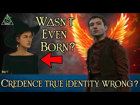 Is Credence's True Identity Wrong + The Minerva McGonagall Contradiction Explained SPOILERS