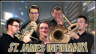 St. James Infirmary | PAKSO Brass Quintet (Ft. Sean Holly)
