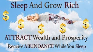 🎧 Manifest Money FAST While You Sleep [[ SUPER POWERFUL!! ]] 8 Hour Wealth and Abundance Meditation