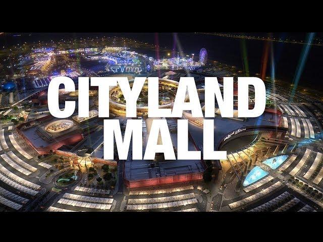Primer centro comercial inspirado en la naturaleza