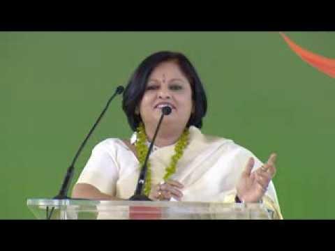 Ms. Maya Chakravarti- Director, Symbiosis Institute of Media & Communication India -Speaker,IWC 2014