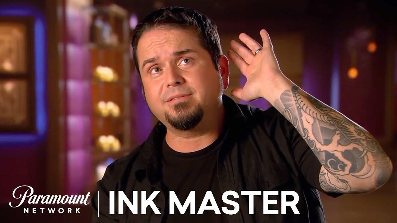 ink master redemption cast