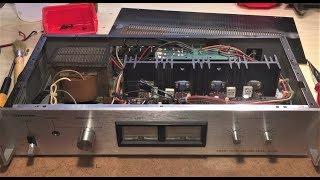 Toshiba SC-330 Power Amplifier Repair