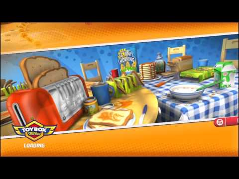 WHY IS THIS GAME SO EASY -Toybox Turbos Section 1 |