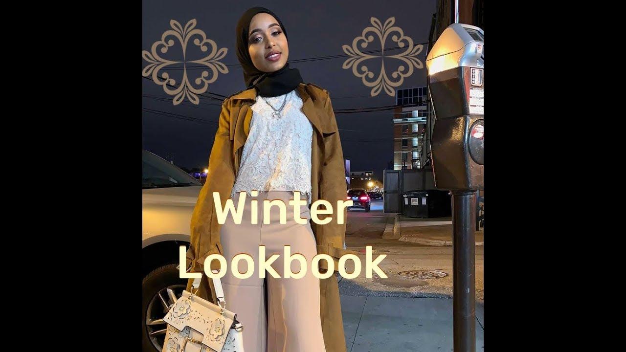 [VIDEO] - WINTER LOOKBOOK 2019 |AYANTU BEAUTY| 9
