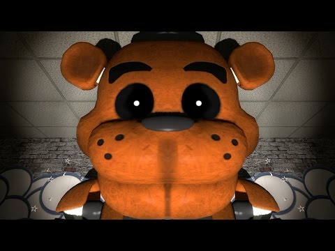 Five Nights at Freddy's GMOD Map
