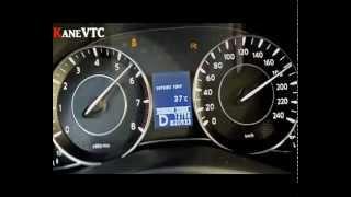 Разгон 0-100 Nissan Patrol Y62 / Acceleration