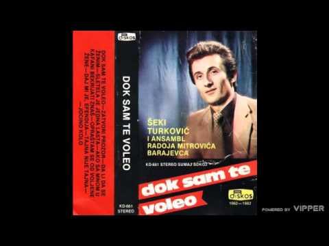 Seki Turkovic - Dok sam te voleo - (Audio 1982)