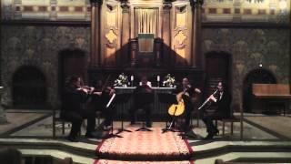 W.A. Mozart - Klarinettenquintett A-Dur KV 581 IV. Allegretto con Variazioni / A-Roma Quartett