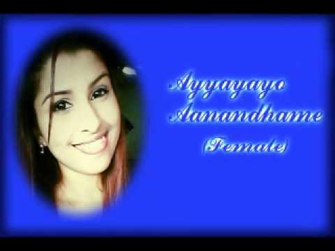 Ayyayo Anandhame Female version Cover