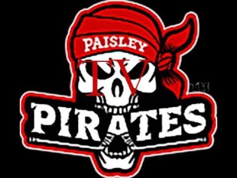 Paisley Pirates -V- Aberdeen Lynx