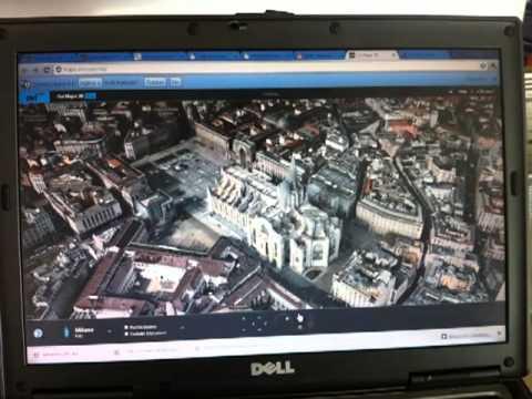 Ovi Maps 3D tour di Milano