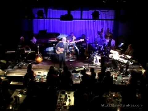 David T. Walker - Q.C. (Live) [Official Video]