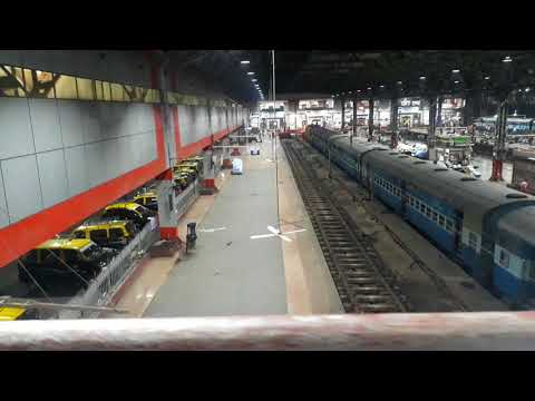 Mumbai central railway station || Maharashtra