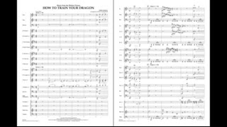 Music from How T๐ Train Your Dragon by John Powell/arr. Sean O'Loughlin