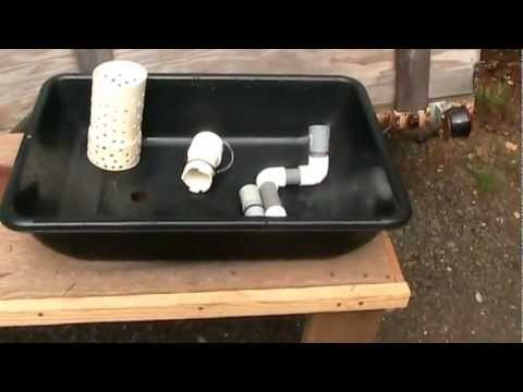 Easy To Build Aquaponic System for under $100-Backyard Aquaponics