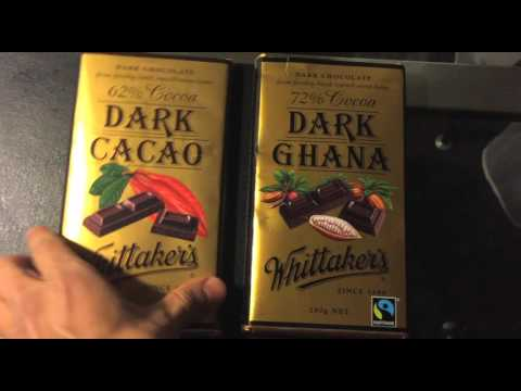 Chocolate Whittaker's