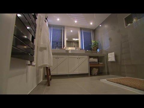 De Badkamer In Ons Eigen Huis Is Af Eigen Huis Tuin Youtube