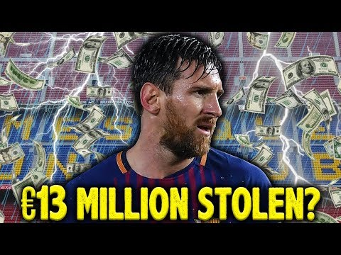 Is Lionel Messi Facing Jail Time After Charity Scandal?! | Futbol Mundial
