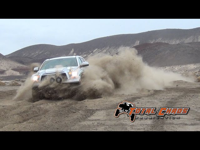 Toyota Off Road Adventures with TOTAL CHAOS Toyota Suspensions: FJ Cruiser, Tacoma, Tundra 4x4