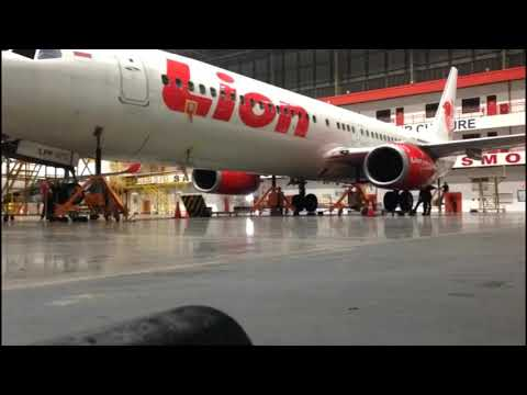 Batam aero technic- Up and down check B737-900ER
