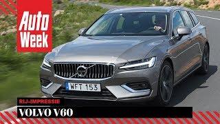 Volvo V60 - Autoweek Review