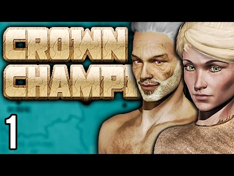 Crown Champion | House Krug! (Crown Champion: Legends of the Arena Gameplay / Playthrough Part 1)