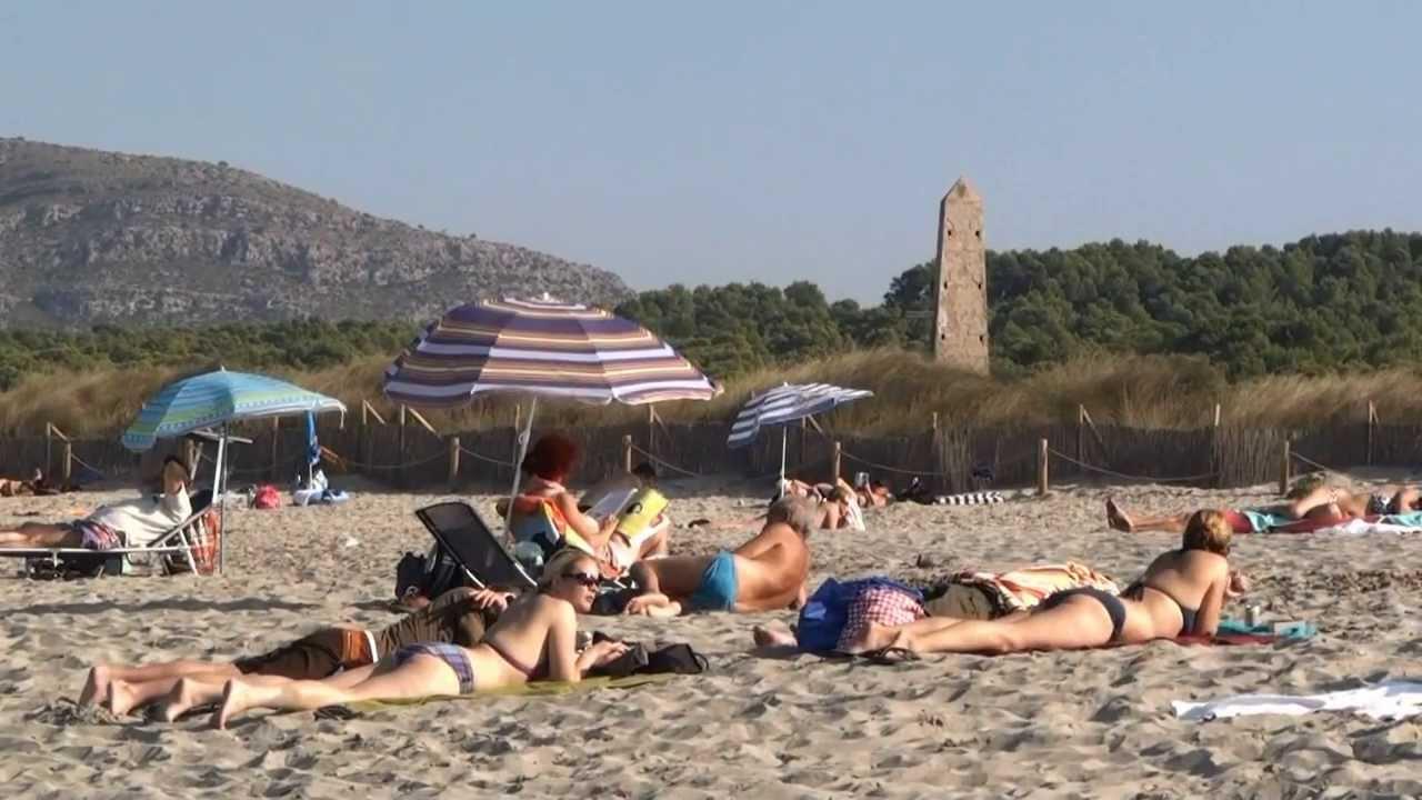 ⁴ᴷ Walking Lloret de Mar beach, Costa Brava, Spain 4K 2020